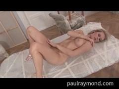 PaulRaymond hottie Denise from Club Magazine