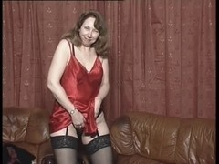 British whore Fran plays with herself in various scenes