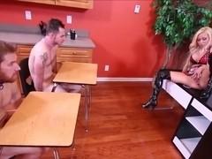 Cuck teacher