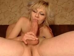 nice little russian blond part 1 on 2