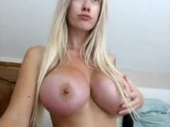 Now These Are TITS! Blonde*Bunny