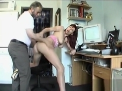 Slender Playgirl Gives A Steamy Blowjob And Rides Wildly