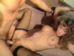 Annette Haven, Sharon Kane, Eric Edwards in classic fuck site