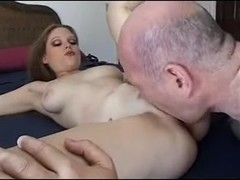 Cherry loves oldmen fucking...
