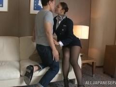 Stewardess xxx videos