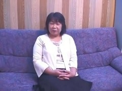 48yr old Vicious Japanese Granny Love Fetish Sex (Censored)