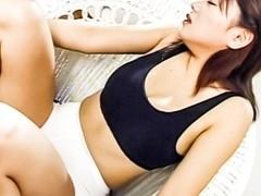 Best Japanese chick in Crazy JAV uncensored Amateur video