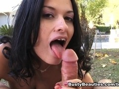 Nadia Capri in Natures Best Breasts