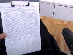 HandsOnHardcore Video: Her Oral Apology