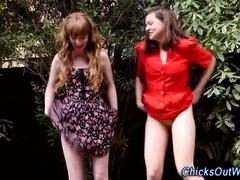 Aussie lesbians ###ing