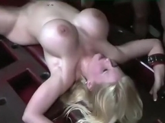 I'm facialized in this homemade huge tits video clip