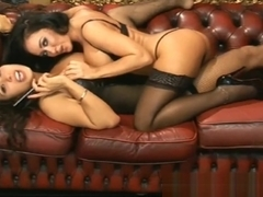 tiffany chambers & caty cole babestation