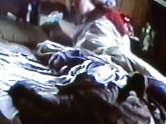 Voyeur masturbation video with an adorable minx