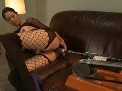 Amazing fetish xxx clip with crazy pornstar Dana Vespoli from Fuckingmachines