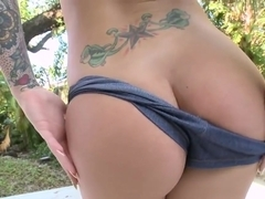 Christy Mack Amazing Ass!