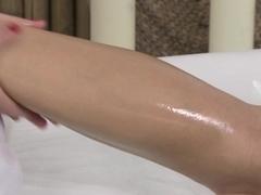 Exotic pornstars Veronica Vanoza, Barra in Incredible Massage, Fingering porn scene