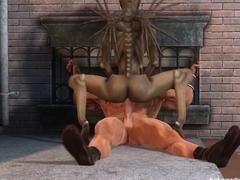 Kristin novak lesbian alien sex files