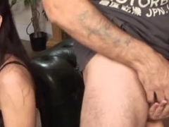British whore Hannah in a foursome