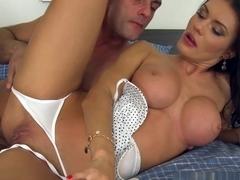 Hottest pornstar Kitana Lure in Best Cunnilingus, Big Tits porn scene