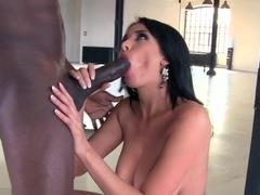 Amazing pornstar in Hottest Interracial, Big Tits adult clip