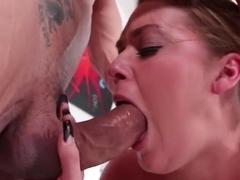 Best pornstar Abby Cross in crazy brazilian, college adult clip