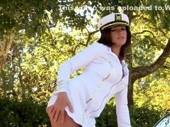 Amazing pornstar Linet Slag in fabulous solo, brazilian adult clip