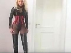 Latex Queen Feitsh Lady Vanessa