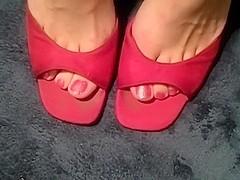 My Feet Wants It Now