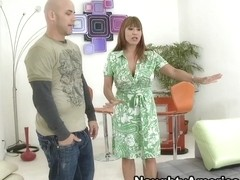 Ava Devine & Derrick Pierce in My Wife Shot Friend
