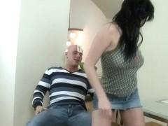 Martin Gun, Leny Ewil, Stracy Stone, Mina in Sex gamblers Scene