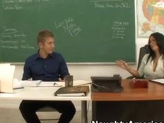 Sienna West & Danny Wylde in My First Sex Teacher