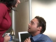 Juelz Ventura & Rocco Reed in Naughty Office