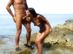 Summer is made for outdoor sex