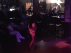 Hot dancing girl with amazing body Bella