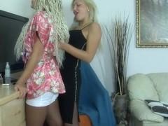 Pantyhose1 Movie: Ophelia A and Monica