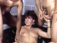 Insatiable threesome in wild fuck