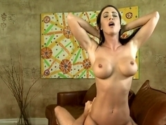 Hot MILF Jessica Jaymes Gets Fucked By Young Guy