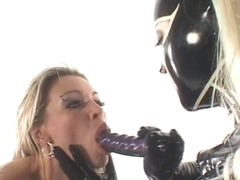 InescapableBondage Video: Bound and Forced to Cum