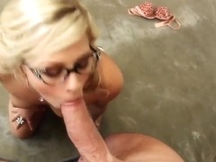 Zoey Monroe taking a dick for better grades