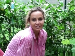 Amanda Hills in Easy To Access Scene