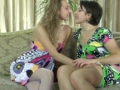LickNylons Movie: Lottie and Barbara