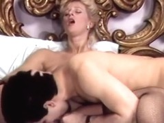 Young girl in raunchy fuck scenes