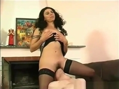 Russian Mom Goes Wild 12