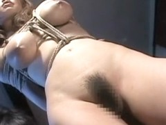 Exotic Japanese girl in Amazing BDSM, Fetish JAV clip