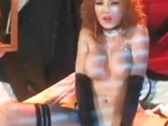 The-Assassins -Fiery Redhead In Hard Core Fuck Mode