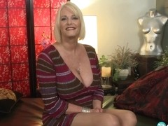 Rose Marie - Big-titted anal MILF