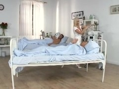 Isabella double anal nurse