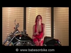 Red-headed shows hot curves