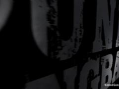 Legendary Dom Sandra Romain Returns as a Submissive GangBang Slut
