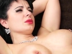 Juicy youthful harlot Ella Milano
